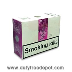 Native New Jersey cigarettes Dunhill
