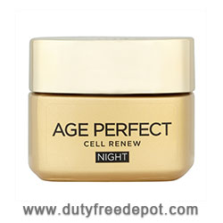 LOreal  Age Perfect Cell Renew Night Cream(50 ml./1.7 oz.)