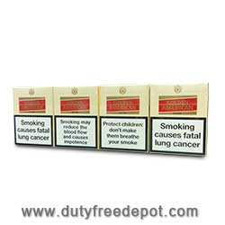 Cigarette brands available in Arizona
