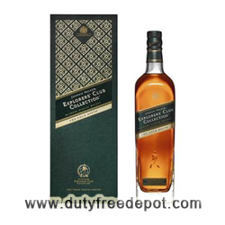 Johnnie Walker The Spice Explorers Whisky (1 LT) With Gift Box
