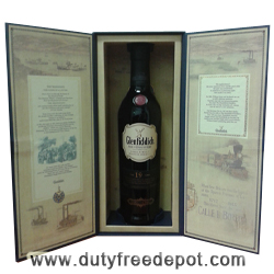 Glenfiddich Malt Age of Discovery 19 Y.O. Whisky (700 ML) With Gift Box