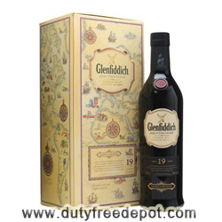 Glenfiddich Malt 19 Y.O. Madeira (700 ml) With Gift Box