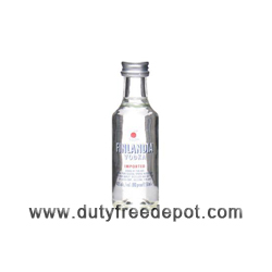 Finlandia 40% Vodka Miniatures (5 cl X 5)