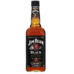 Jim Beam Black Bourbon Whiskey (1L)