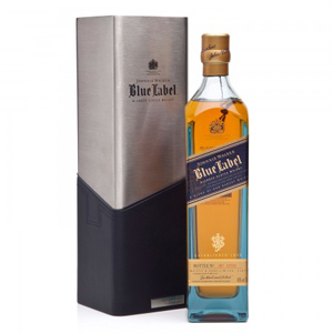 Johnnie Walker Blue Label Porsche Whisky (700 ml.) With Gift Box