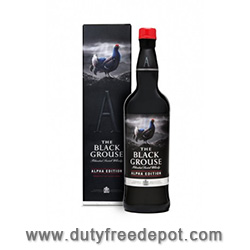 The Black Grouse Alpha Edition 70cl 40%