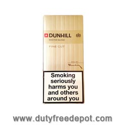 20 Cartons of Dunhill Fine Cut King Size