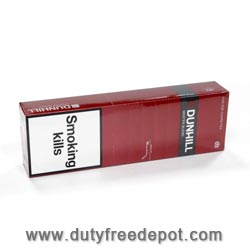 20 Cartons of Dunhill Button Red Cigarettes