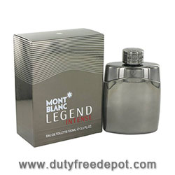 Montblanc Legend Intense Eau De Toilette For Men (100 ml./3.4 oz.)