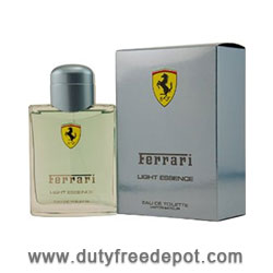 Ferrari Light Essence Eau de Toilette Spray For Men (125 ml./4.2 oz.)