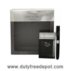 Jaguar Vision Pen Set (Eau de Toilette 100ml, Pen)