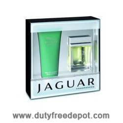 Jaguar Vision II Bath Set (Eau de Toilette 100ml, Shower Gel 200ml)