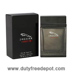 Jaguar Vision III Eau de Toilette Natural Spray 100ml