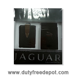 Jaguar Vision III Money Clip Set (Eau de Toilette 100ml, Money Clip)