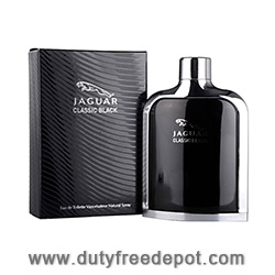 Jaguar Classic Black Eau de Toilette Natural Spray 100ml