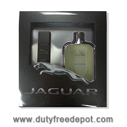 Jaguar Classic Motion Travel Spray Set (Eau de Toilette 100ml, Travel Spray EdT 15ml)
