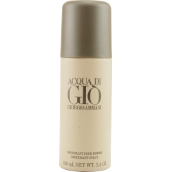 Giorgio Armani Aqua DI GIO Deodorant Spray (150 ml./3.3 oz.)