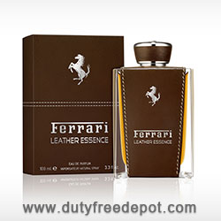 Ferrari Leather Essence Eau De Parfum Spray (100 ml./3.4 oz.)