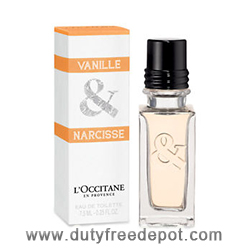 L'Occitane Vanilla & Narcisse Eau de Toilette Spray (75 ml./2.5 oz.)