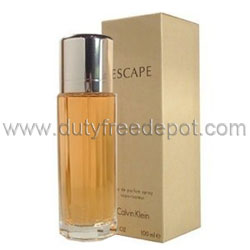 Calvin Klein Escape  Eau De Parfum (100 ml./3.4 oz.)