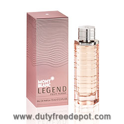 Montblanc Legend Eau de Parfum For Women Spray (75 ml./2.5 oz.)
