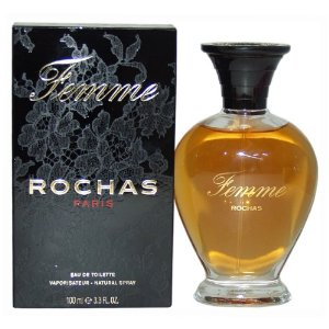 Rochas Femme Eau De Toilette For Women (100 ml./3.4 oz.)