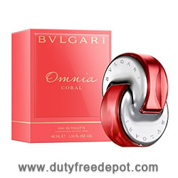 Bvlgari Omnia Coral for Women 40ml EDT Spray