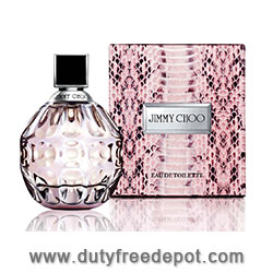 Jimmy Choo Eau De Toilette For Women (100 ml./3.4 oz.)