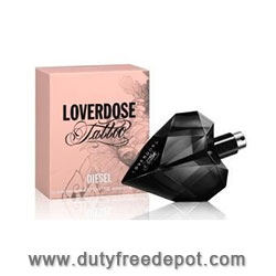 Diesel Loverdose Tattoo Eau De Parfum (75 ml./2.5 oz.)