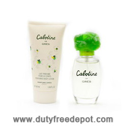 Gres Cabotine Classique Set (EdT 30ml, Body Lotion 50ml)