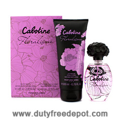 Gres Cabotine Floralisme Set (EdT 100ml, Body Lotion 200ml)