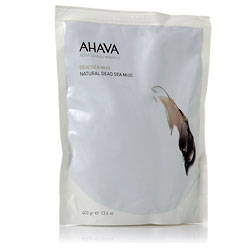 Ahava Natural Dead Sea Mud (400 gr./14 oz.)