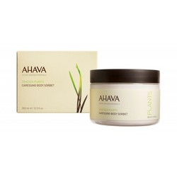 Ahava Caressing Body Sorbet (350mlr./12.3 oz.)