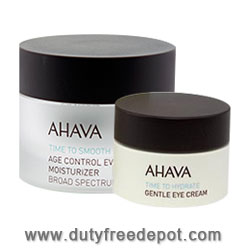 Ahava Face Cream + Eye Cream (15ml+50ml+85ml)