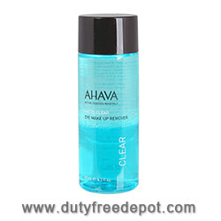 Ahava Eye Make-Up Remover (125 ml./4.2 oz.)