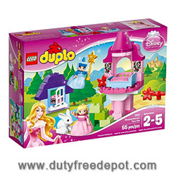 LEGO DUPLO Sleeping Beauty's Fairy Tale