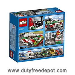 LEGO Race Car V29