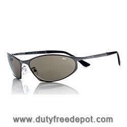 Bolle Sunglasses 10387  Limit Color Shiny Gunmetal