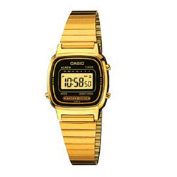 Casio Swatch (LA670WGA-1)
