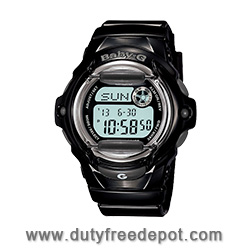 Casio Baby-G Black BG169R-1