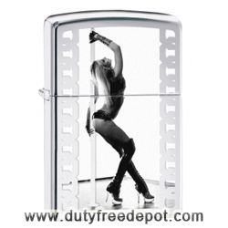 Zippo 28448  Pole Dancer Pocket Lighter