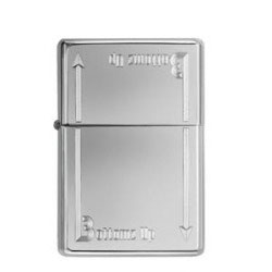 Zippo Bottomz Up Logo lighter (model: 24383)