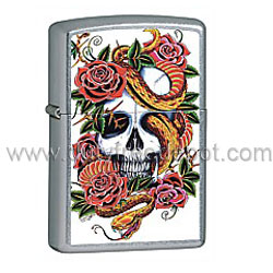 Zippo Blooming Death (model: 24321)