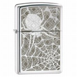 Zippo Hidden Spider Lighter (model: 28052)