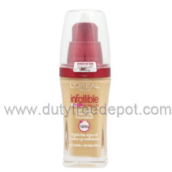 L'Oreal Infallible MakeUp (30 ml./1 oz.)