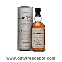 Balvenie 17 Year Old / Peated Cask 70 CL