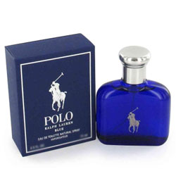 Ralph Lauren Polo Blue Eau De Toilette Spray (125 ml./4.2 oz.)